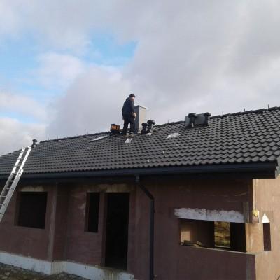 dom budowa